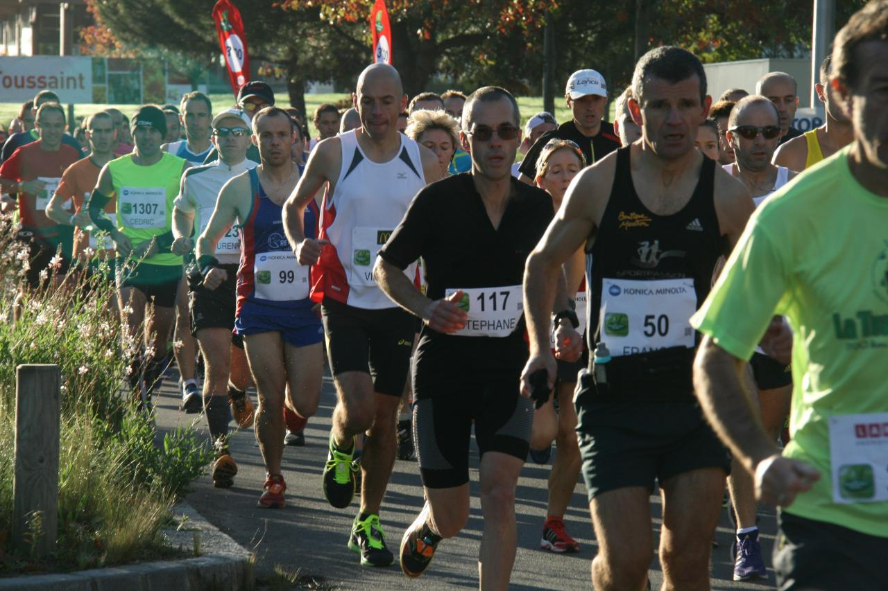Marathon de Rennes 2014