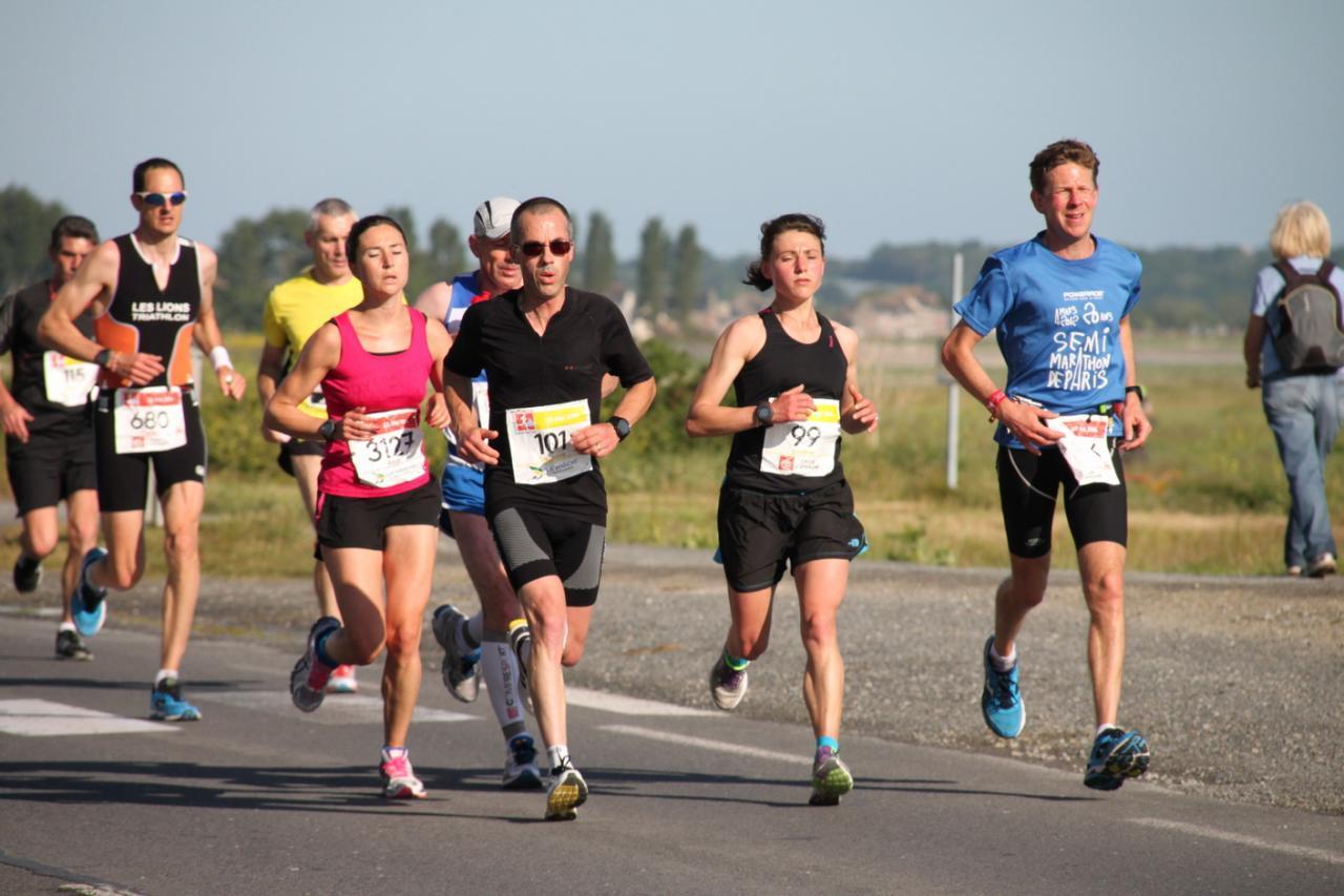Marathon Mt St Michel 2014