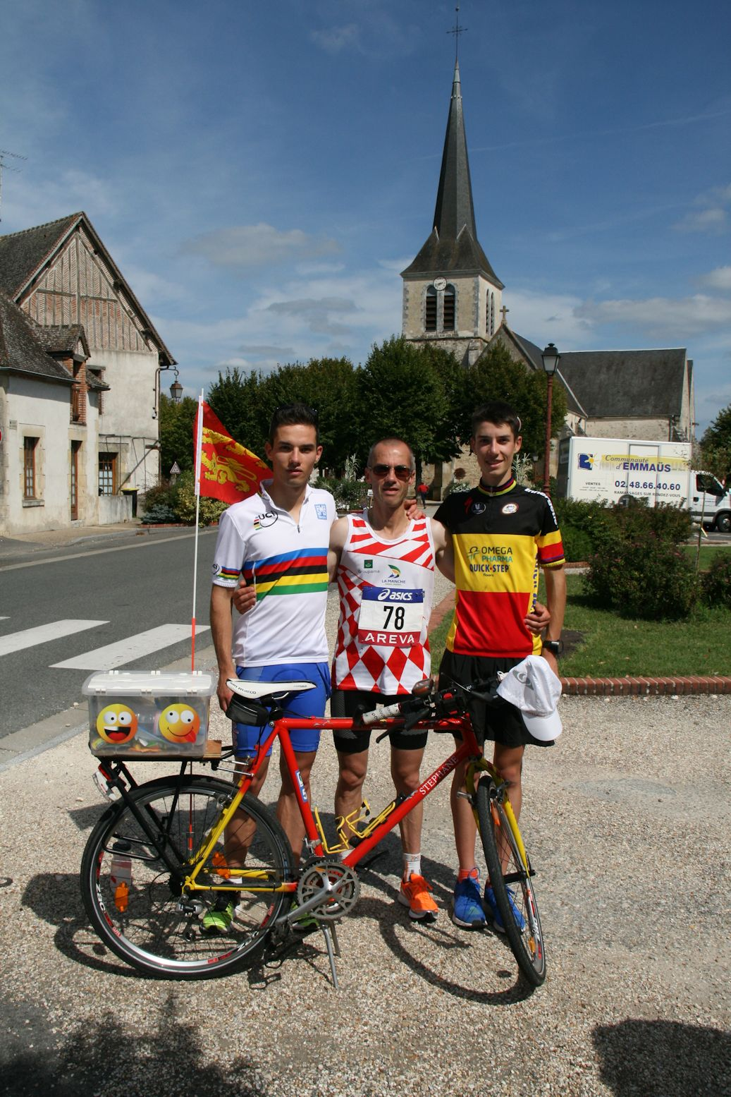 100km theillay 2014