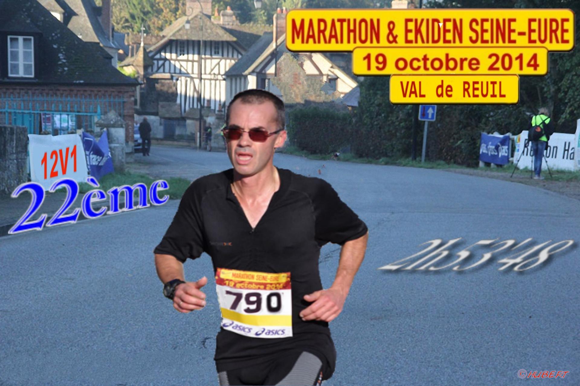 2014 marathon val de reuil 2