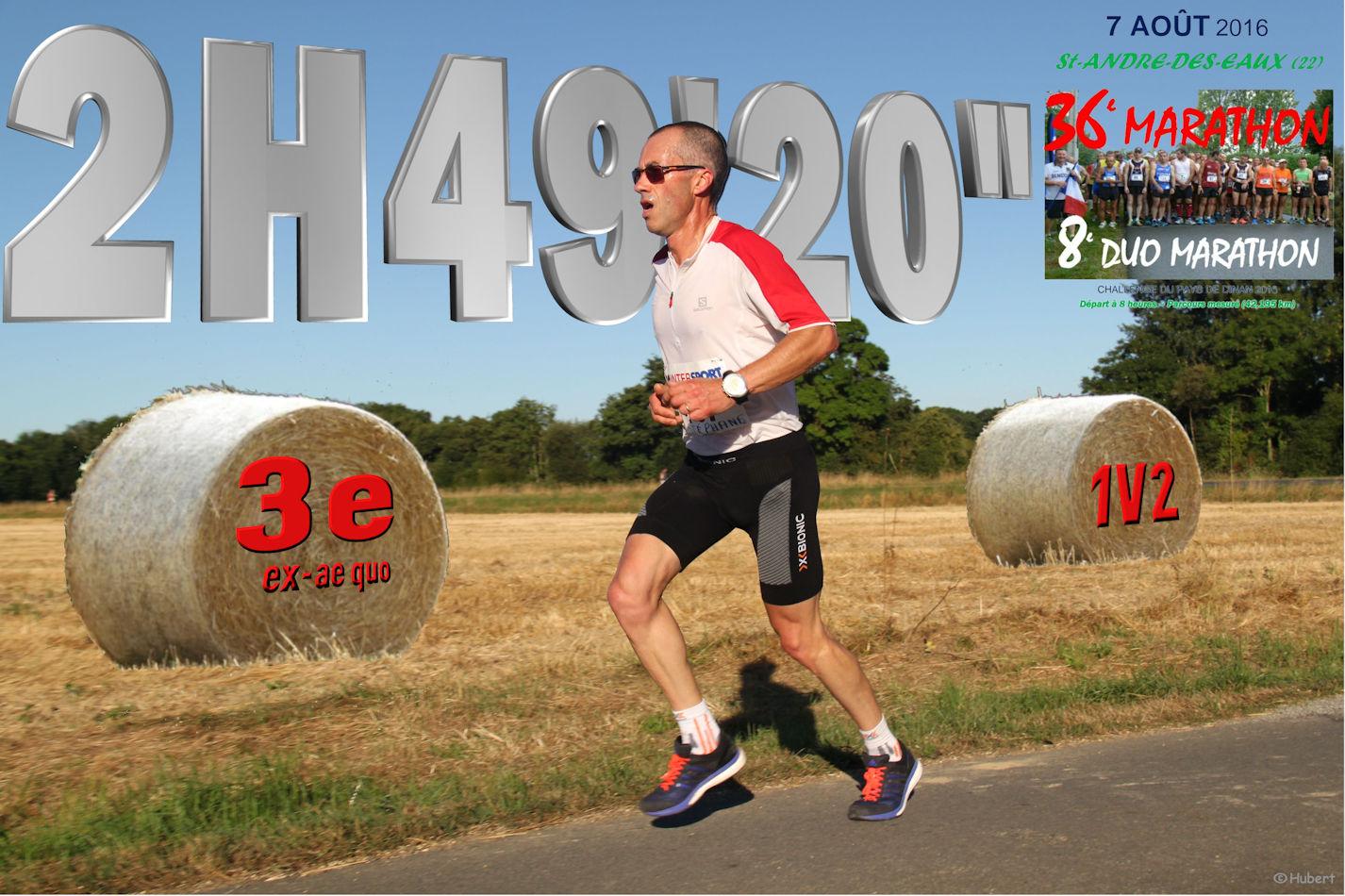 2016 marathon st andre des eaux r