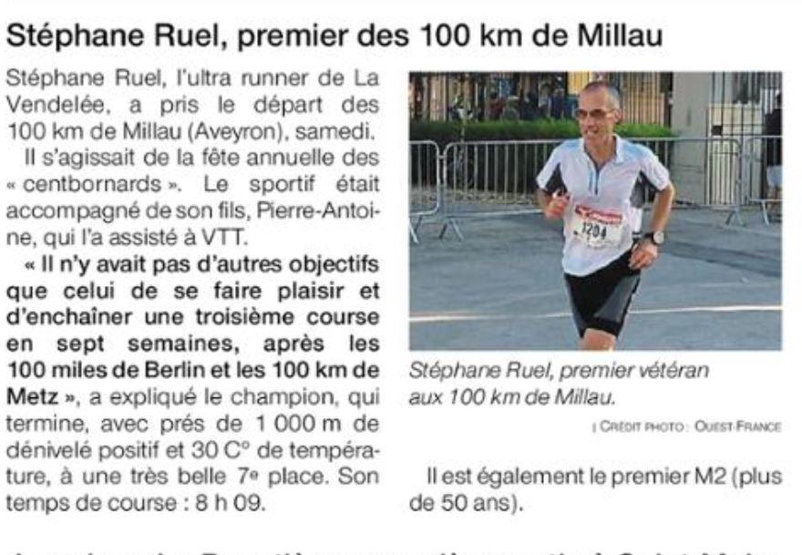 2018 10km millau ouest france