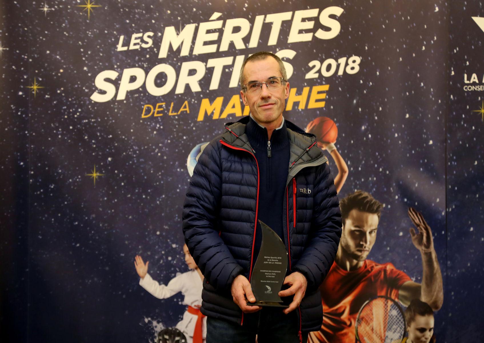 Merites sportifs 2018