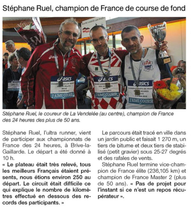 Ouest france 09 05 2016