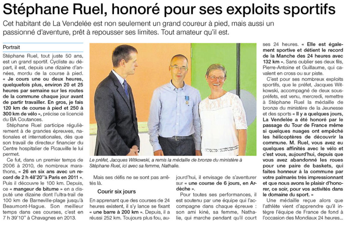 Ouest france 09 07 2016