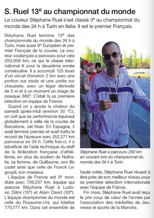 Ouest france 14 04 15