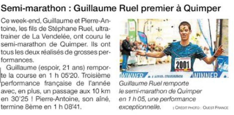 Ouest france 20 03 19