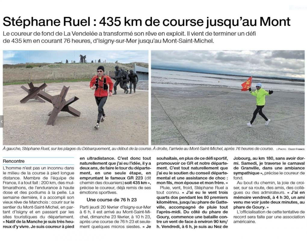 Ouest france 26 02 2020